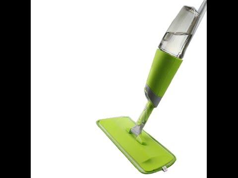 Reusable Microfiber Spray Mop