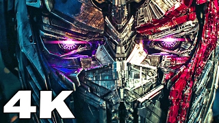 TRANSFORMERS 5 Trailer + Super Bowl TV Spot (2017) The Last Knight Ultra HD 4K Movie