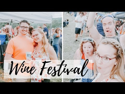 My Birthday VLOG | WINE FESTIVAL & SUSHI | Day In The Life