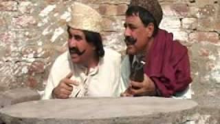 AVT Khyber Comedy Drama Aku Baku Part 22. Directed By ashfaq Turu