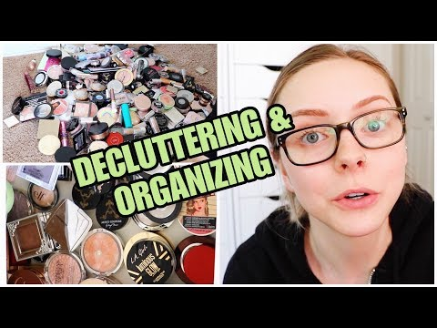 MASSIVE DECLUTTERING HIGHLIGHTERS | SO MANY HELP