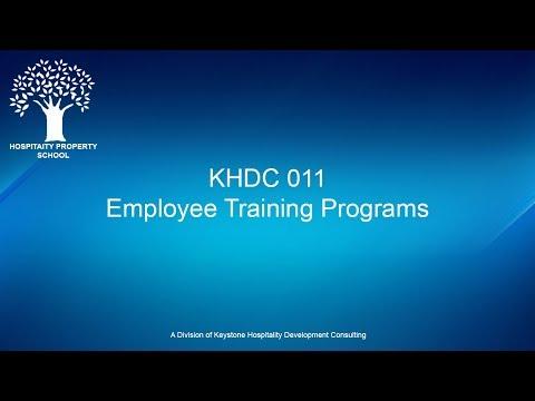 Employee Training Programs | Ep. #011