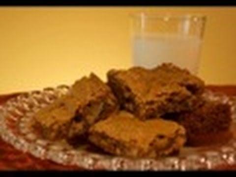 Brown Sugar Blondies: Cookie Jar #17