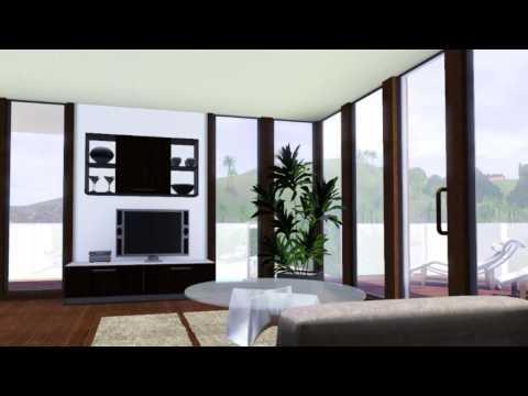 The Sims 3 - Modern Beachhouse ~ Ferradura