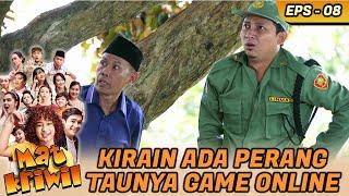 HEBOH PANG RT DENGER SUARA TEMBAKAN, TERNYATA ANAK - ANAK MAIN GAME ONLINE - MAT KRIWIL