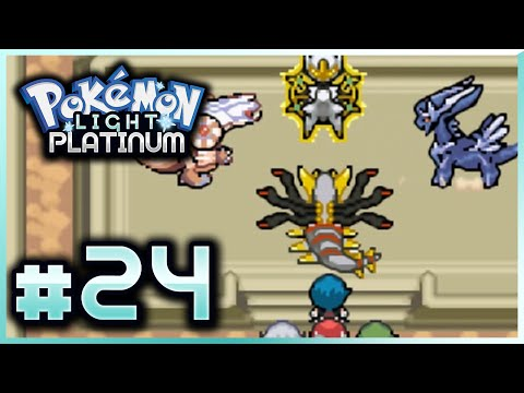 Let's Play Pokemon: Light Platinum - Part 24 - Distortion World
