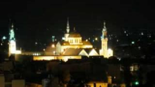 Jesus will descend in Damascus,MohammadPBUH said!
