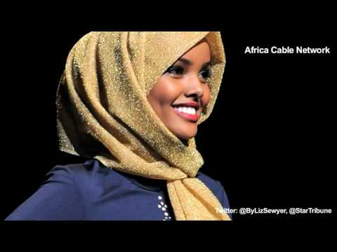 Xxx Mp4 Muslim Teen Halima Aden Competes In Hijab And Bikini As A Contestant 3gp Sex