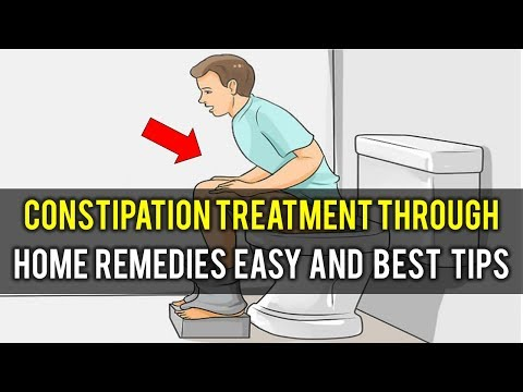 Constipation Treatment through Home Remedies Easy and Best Tips