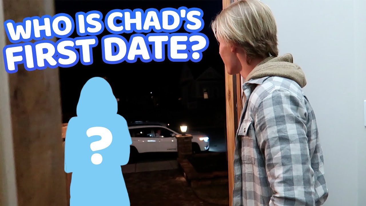 Chad's FIRST DATE!