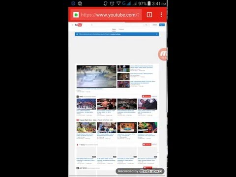 How to Use the Desktop Version of YouTube on Android! | Android Tech