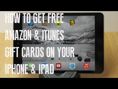 How to Get Free Amazon & iTunes Gift Cards on iPhone & iPad