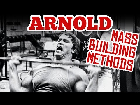 Build Aesthetic Muscle Mass like ARNOLD - Numero Uno