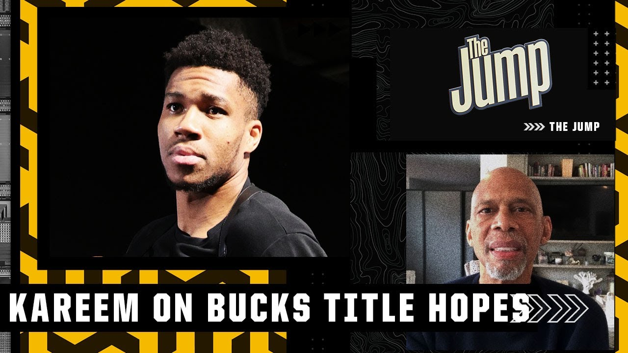 Kareem Abdul-Jabbar: This Bucks team won't win a title   The Jump