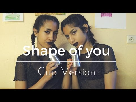 Shape of you (CUP SONG version) ACAPELLA COVER - Ed Sheeran