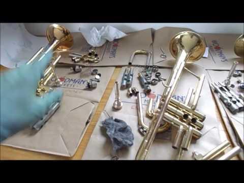 Trumpet Chemical Flush
