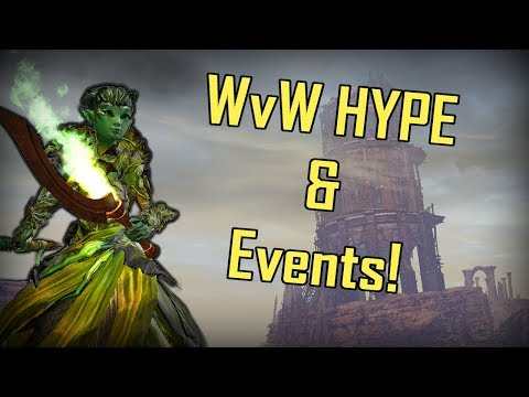 Guild Wars 2 - WvW Week Long Event & Events Discussion!
