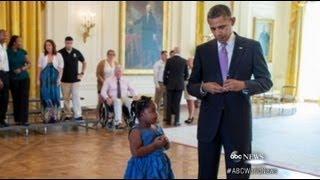 Kindergartener Gets School Absence Pardon From President