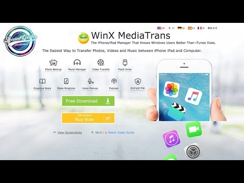 [Giveaway] WinX MediaTrans - Selectively Sync Your iPhone Media Files without iTunes
