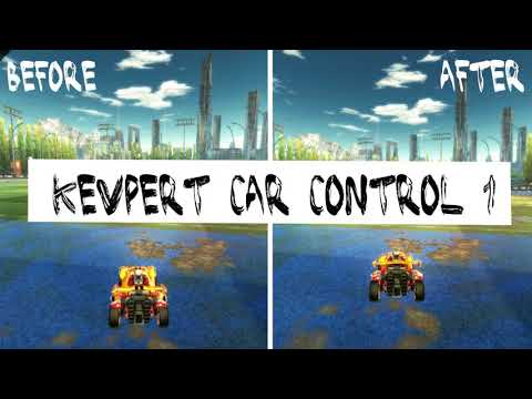 Rocket League - BEFORE and AFTER Training Progression