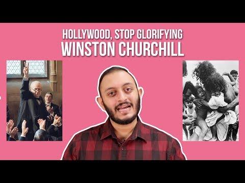 Hollywood Needs To Stop Glorifying Winston Churchill