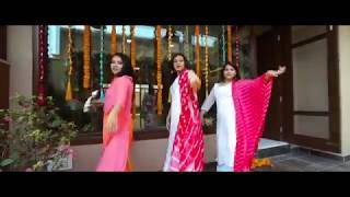 peh gaya khalara |fukrey returns |wedding invitation choreographed Niharika and Nisha soni