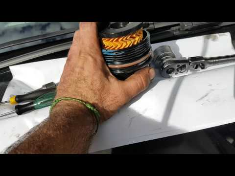 Ford Focus Diesel Oil Filter Removal 2012 Ford Focus oil filter removal tool