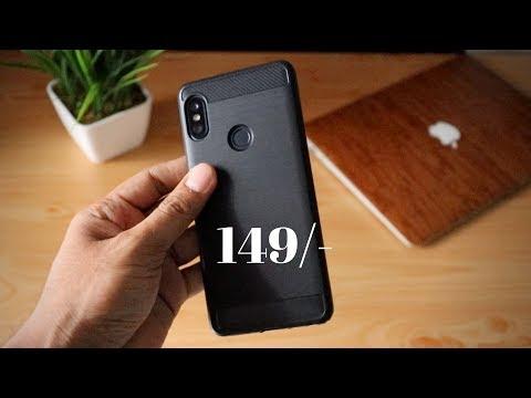 Redmi Note 5 pro back cover at 149/- ONLY   Flipkart smart buy   Best Back cover for RN5