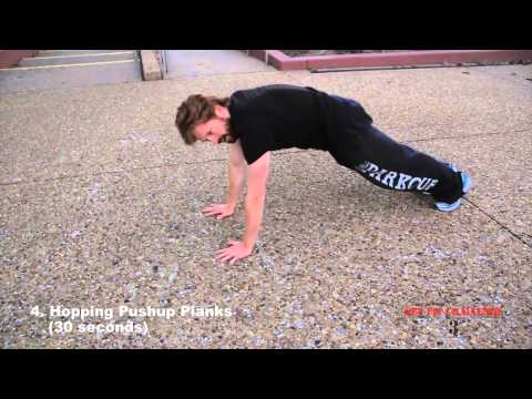 Killer Agility Workout - Get Fit Challenge 3