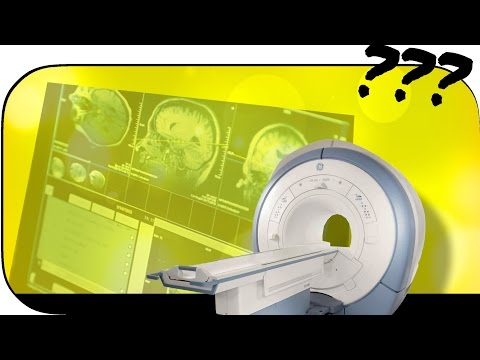 What's my problem? MRI scan... machine, sounds, brain