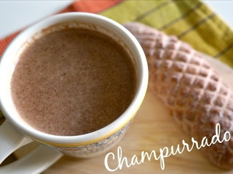 How to Make Champurrado - a traditional Mexican hot chocolate drink