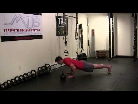 Improve Your MTB Strength Endurance with the Swing and Push Up Countdowns