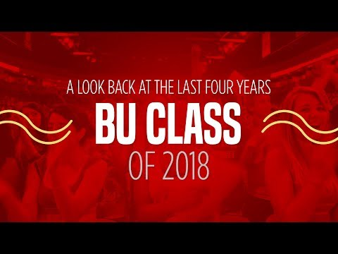 Four Years in a Flash: Boston University Class of 2018