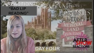 Download GOT Day 4 - ″Bad Lip Reading Game Of Thrones″ Reaction Video