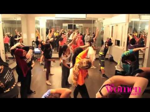 Zumba Fitness Party at Body Shapers Egypt