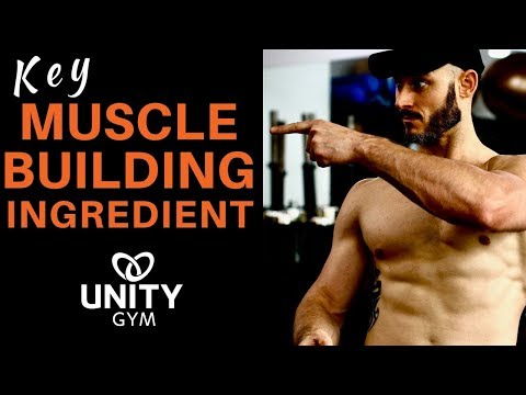Build Muscle Faster Ep.1   The 2 Key Essentials To Growing Lean Muscle