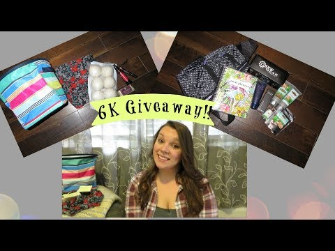 Britney's 6K GIVEAWAY!!! (CLOSED)