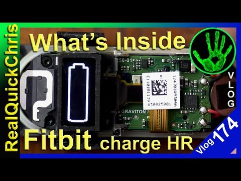 how to replace the band on a fitbit charge hr vlog 174