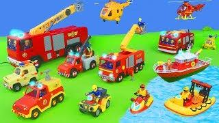 Download Itfaiyeci Sam oyuncak - itfaiye kamyonu Çocuk Oyuncakları Video