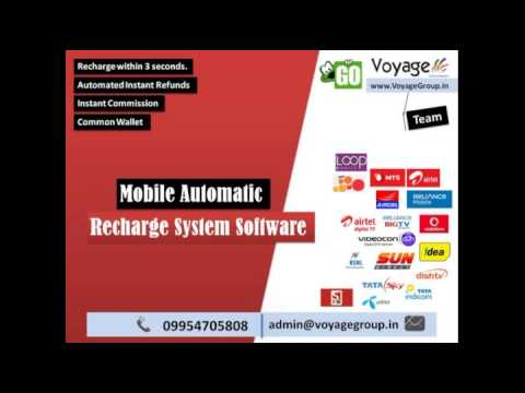 Leading Mobile Automatic Recharge System in India