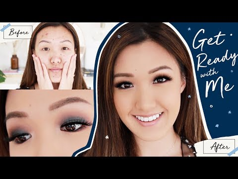 Get Ready with Me | Smokey Blue