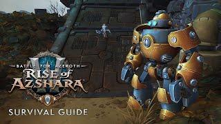 Rise of Azshara Survival Guide - Update Live on June 25