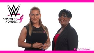 More Than Pink - Susan G. Komen and WWE continue the fight against breast cancer