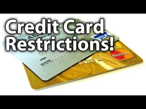 What Your Credit / Debit Card Won't Let You Buy!