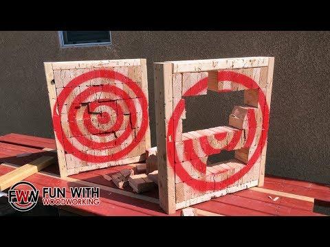 Tomahawk Target repair