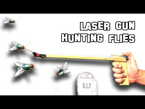 ✔ How To Make A Laser Gun