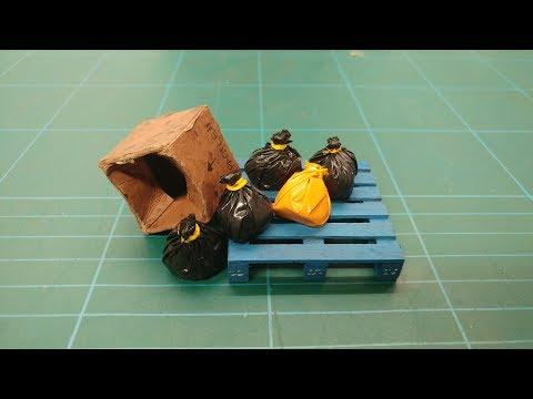 Let's Make - Pallets, Bags & Boxes (Modern Urban Series)