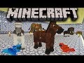 Minecraft Zoo Keeper Creature Catching Cage Ep 14 Dragon Mou