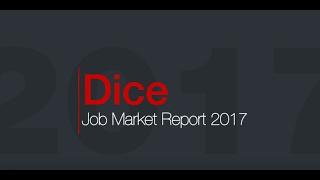 Dice Job Market Report 2017