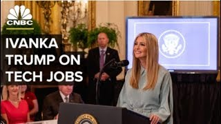 Ivanka Trump: P-Tech Is Pathway To Tech Jobs Of The Future